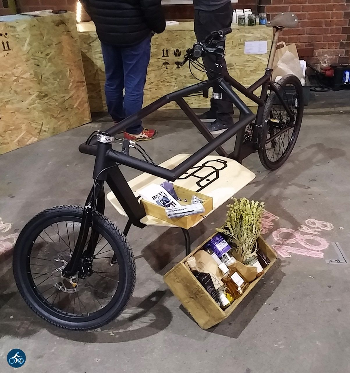 Räder, Vélos & Bikes – Berliner Fahrradschau 2016