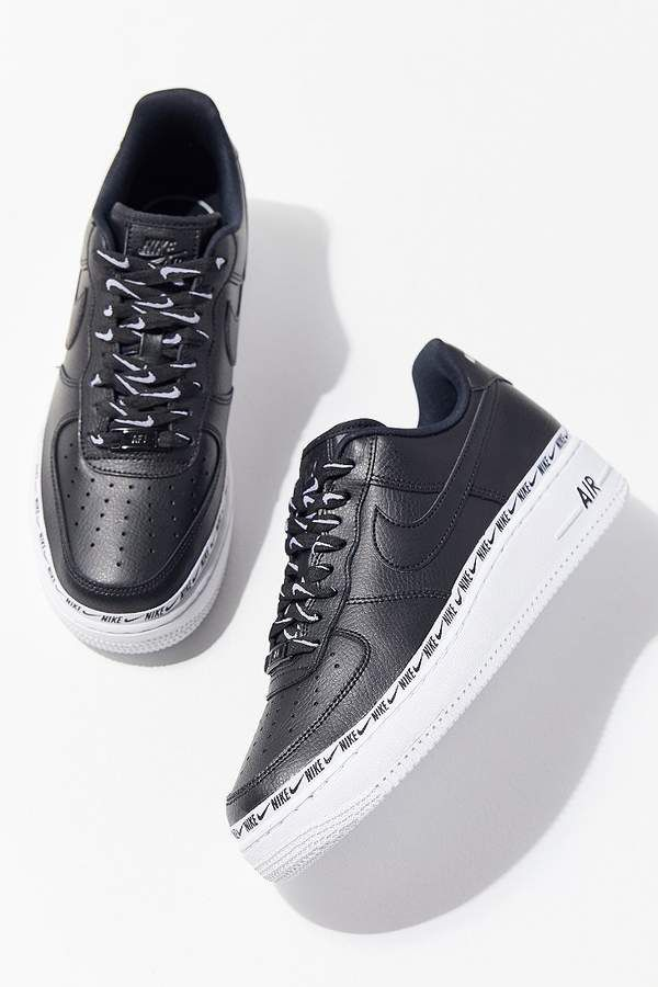 Nike Air Force 1 '07 SE Premium Overbranded Sneaker ...