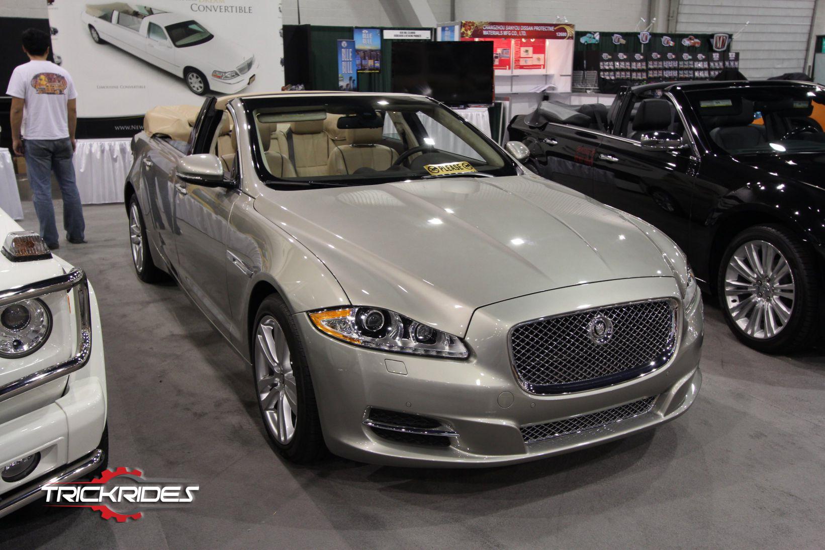 2012 Jaguar XF by Newport Convertible Engineering Inc  at