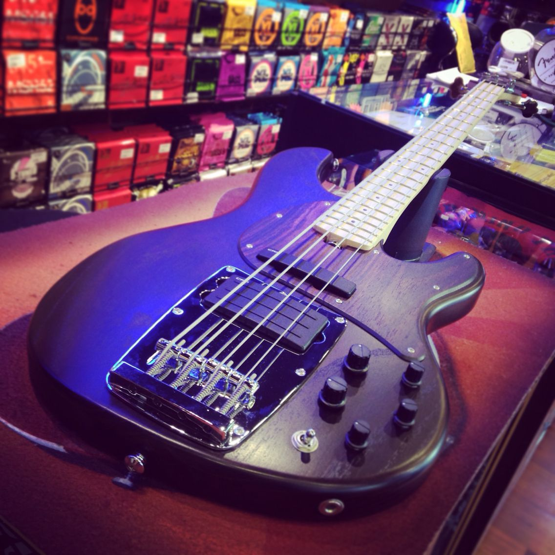 Ibanez ATK 800 Premium SOLD! Bye bye!  #ibanez #ibanezbass #atk #atk800 #weplaybass #bassline #bassguitar