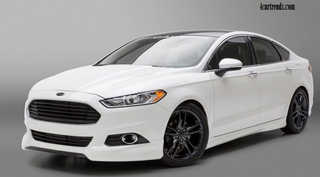 2018 Ford Fusion Coupe Release Date Specs Energi
