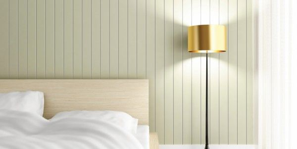 Vj Easy Craft Wall Lining Interior Timber Feature Wall Bedroom
