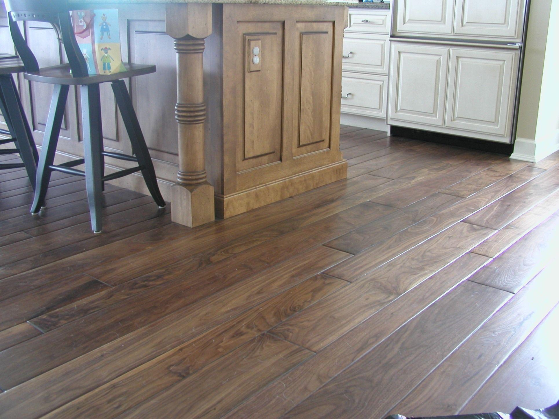 Bleached Walnut Wood Floor Colors Engineered Wood Floors Oak