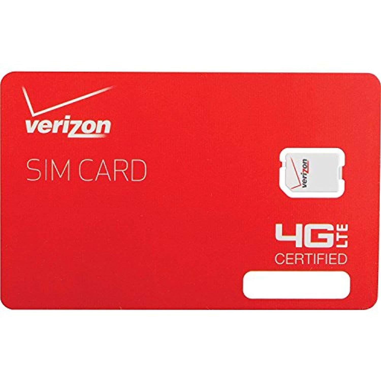 Verizon Wireless Prepaid Activation Kit With $40 Plan