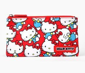 Hello Kitty Pencil Case: Busy Day