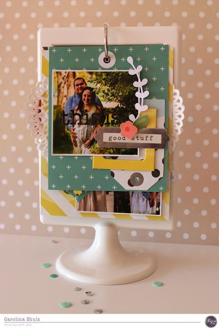 We Are Family - Minialbum Clique Kits using @simplestories
