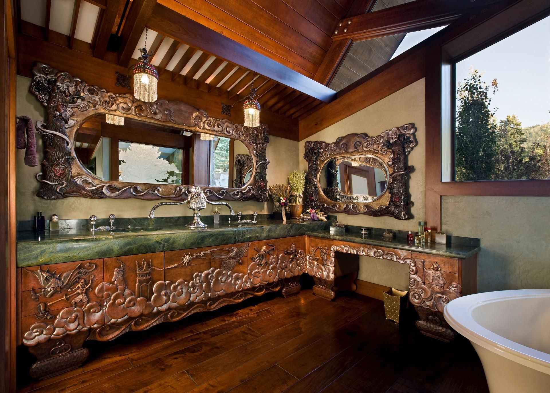House Idolza Lord Of The Rings Bathroom I Want This Nerd Alert Pinterest