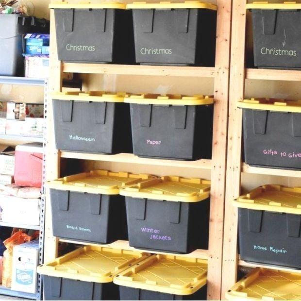 #garagestorage #organization #garage #storage Overhead ...