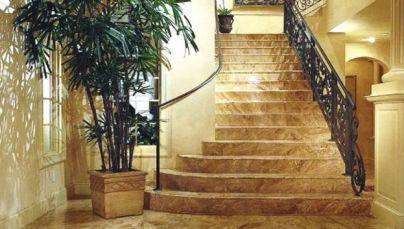 Tuyển chọn 10 mẫu cầu thang đá hoa cương đẹp nhất hiện nay | Cầu thang,  Kiến trúc, Đá hoa cương