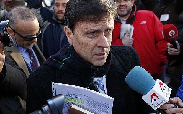 "Eufemiano Fuentes is on trial in the Spanish capital accused of overseeing a doping operation for cyclists, but has said he has also worked with athletes in other sports, including football. Leaving court on Friday, Fuentes told Spanish radio he was ""interested in collecting on a debt from Real Madrid"". When asked if the debt was for medical services he rendered to the Spanish league champions, Fuentes responded: ""I can't answer that."""