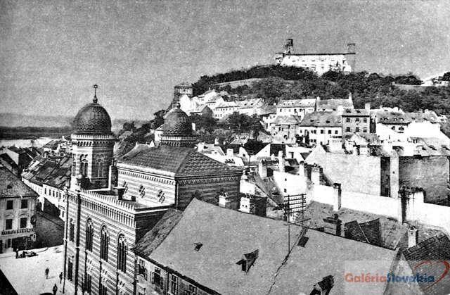 historicke podhradie - Bratislavsky kraj » Okres Bratislava » Bratislava - Staré Mesto