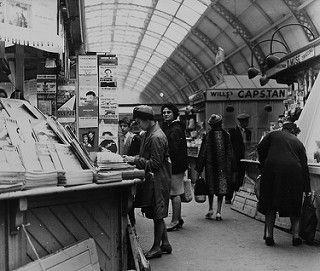 Grainger Market Newcastle upon Tyne  Newcastle Libraries