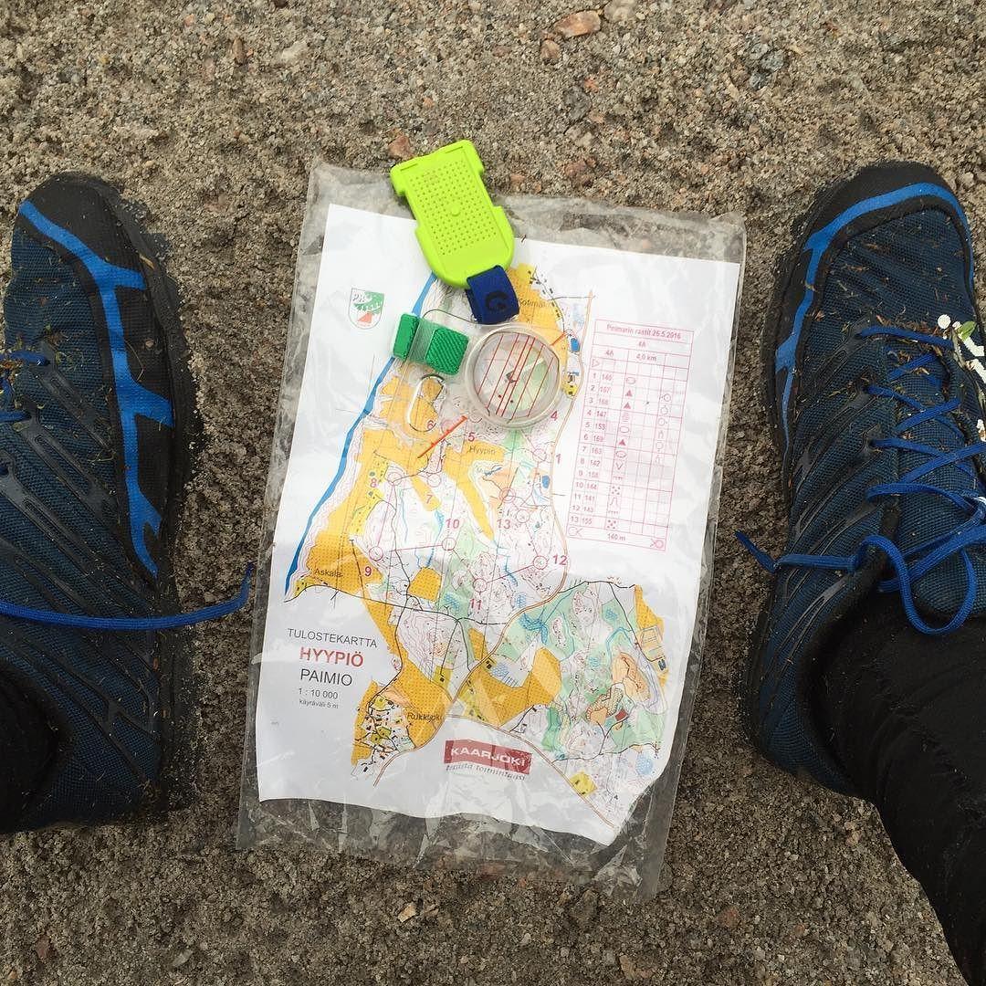 Nyt oli märkää menoa Peimarin Rasteilla #suunnistus #orienteering #ihanjees #o_hiki #running #outdoors #inov8 #likeaboss by u_o_l_e_v_i