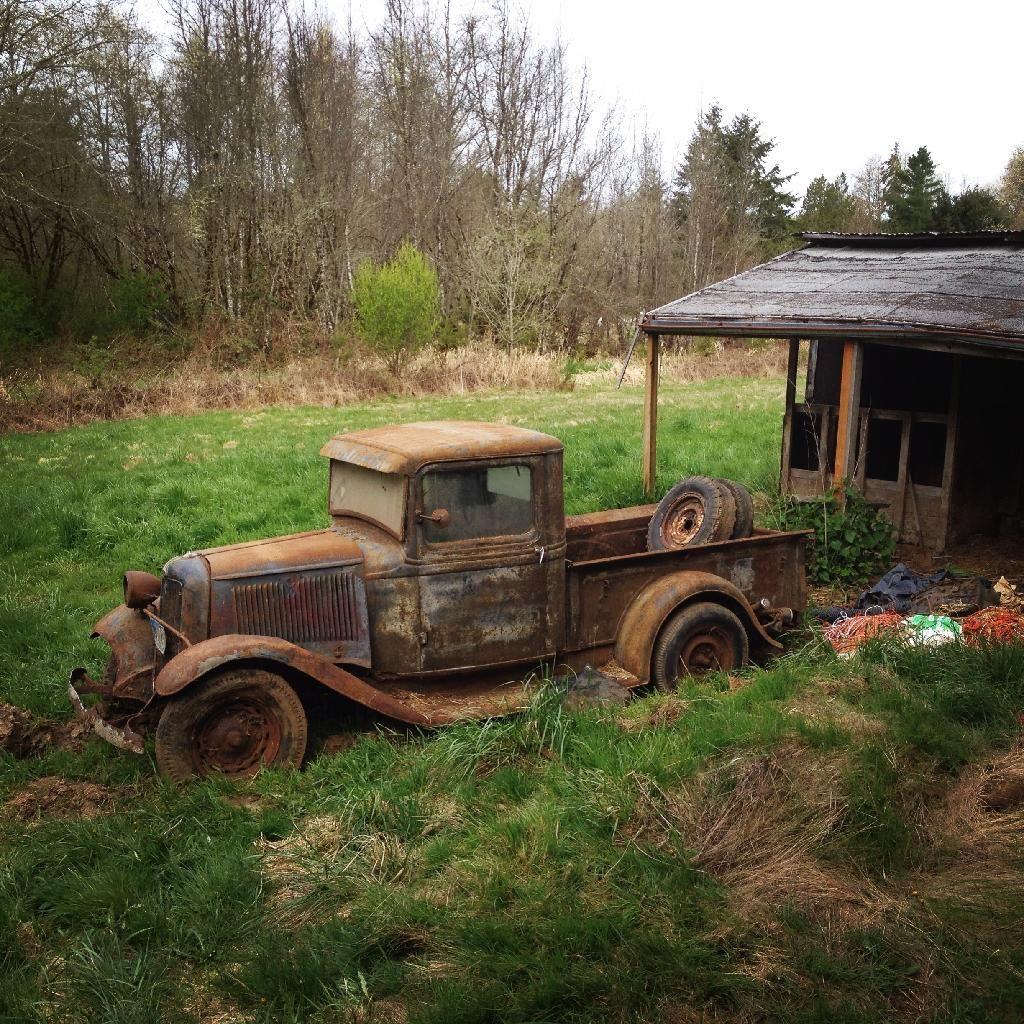 barn and old trucks - Google Search | Old Trucks | Pinterest
