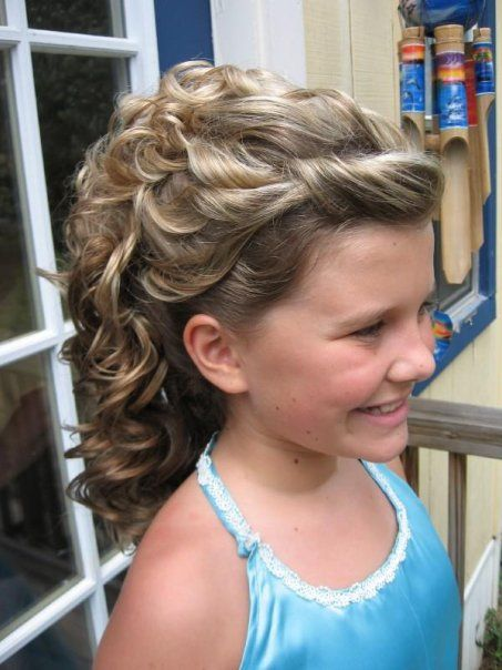 Pageant~Hair by Tammy Klepper