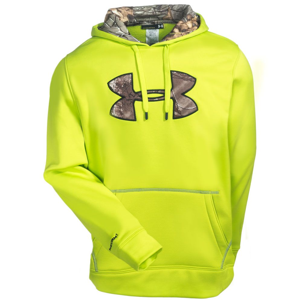 under armour jacket yellow