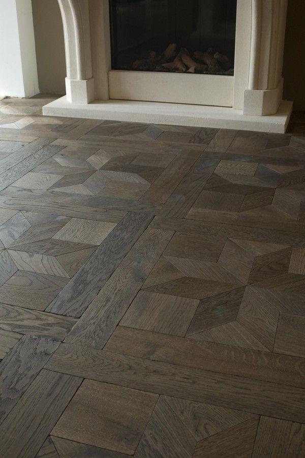 Floor Seasons Bespoke Flooring Double Smoked And Aged Versailles