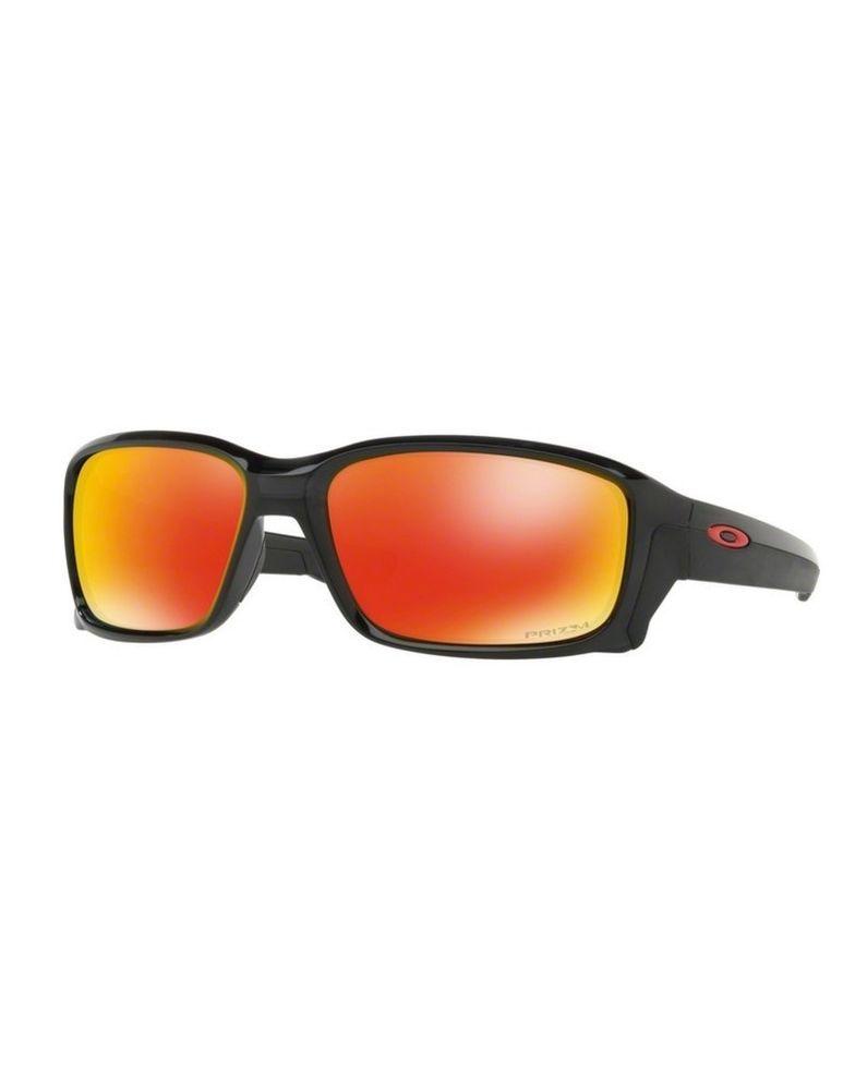 5f73981cfda Sunglasses OAKLEY STRAIGHTLINK 9331-15 Black Ink Prizm Ruby