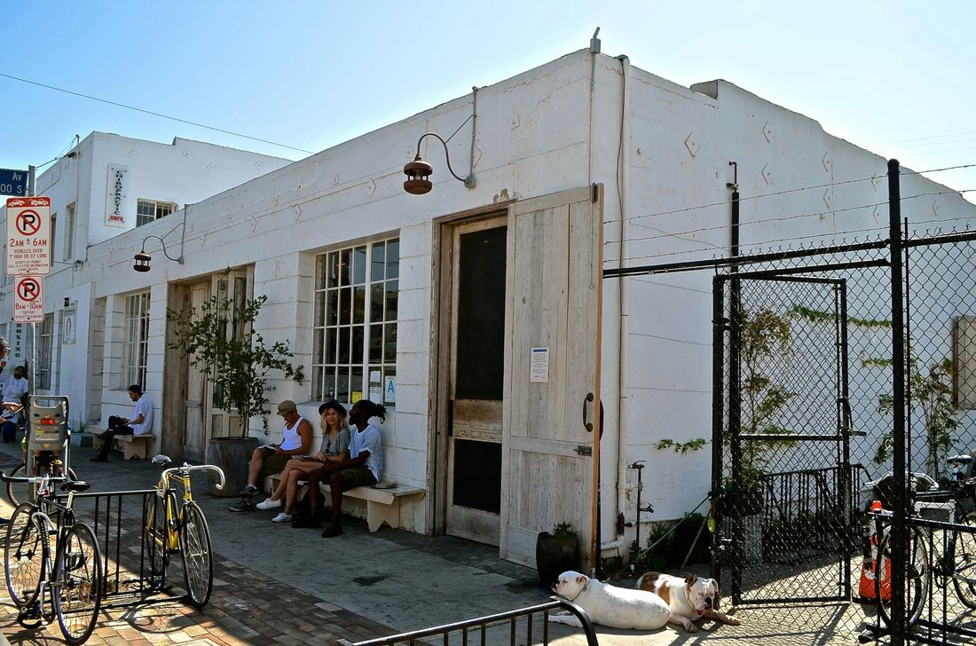 Gjusta - Venice Beach Best cafe in Venice