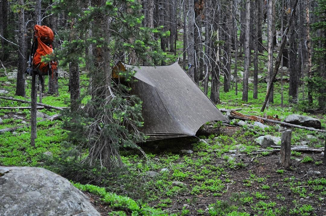 The SuperFly tarp weighs in at 1lb 3oz and is our best selling tarp. It's 360 degree enclosure provides ample shelter from the elements. Pick one up today! You will not be disappointed. by @warbonnetoutdoors