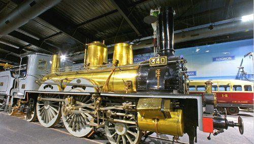 Cite Du Train Patrimoine Sncf Mulhouse Visit Alsace Locomotive Locomotive Vapeur Trains Vapeur