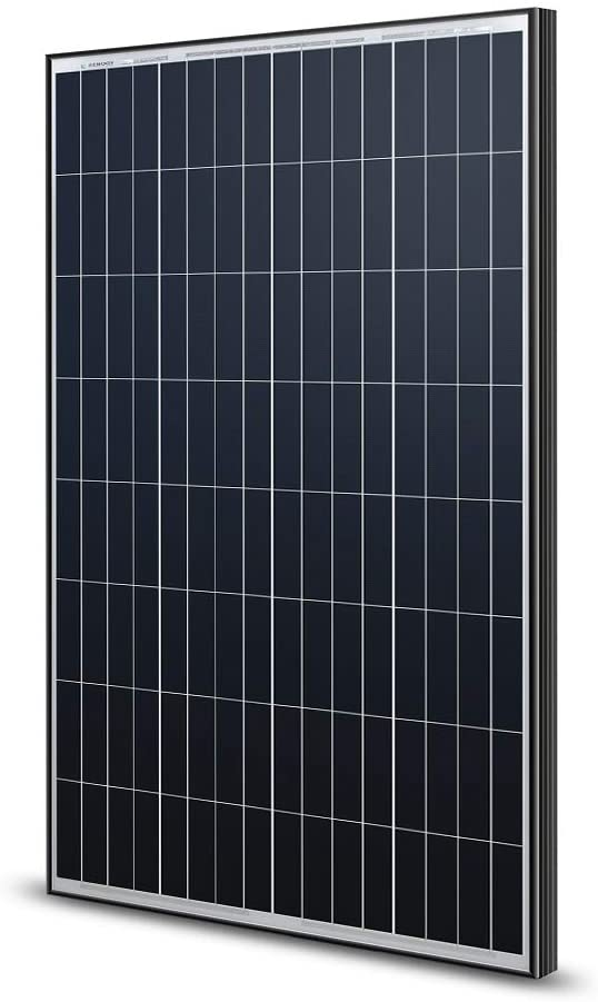 Amazon Com Renogy 100 Watt 12 Volt Monocrystalline Solar Panel Black Frame Sleek New Design In 2020 Monocrystalline Solar Panels Solar Panels Solar Panels Design