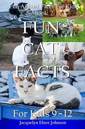 chapter books for kids 812 Cat facts, Cool