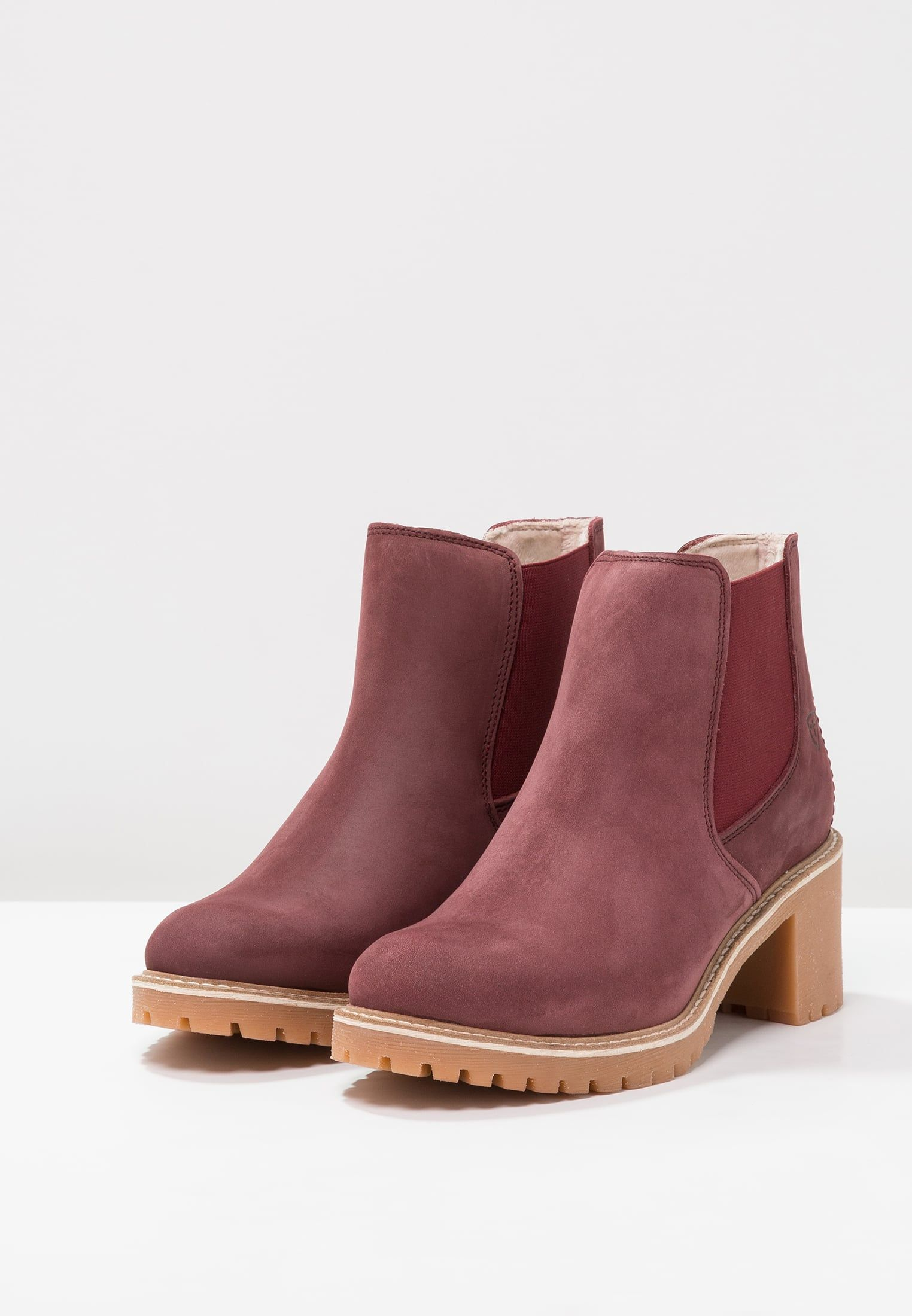 Tamaris Ankle Boot bordeaux | Tamaris ankle