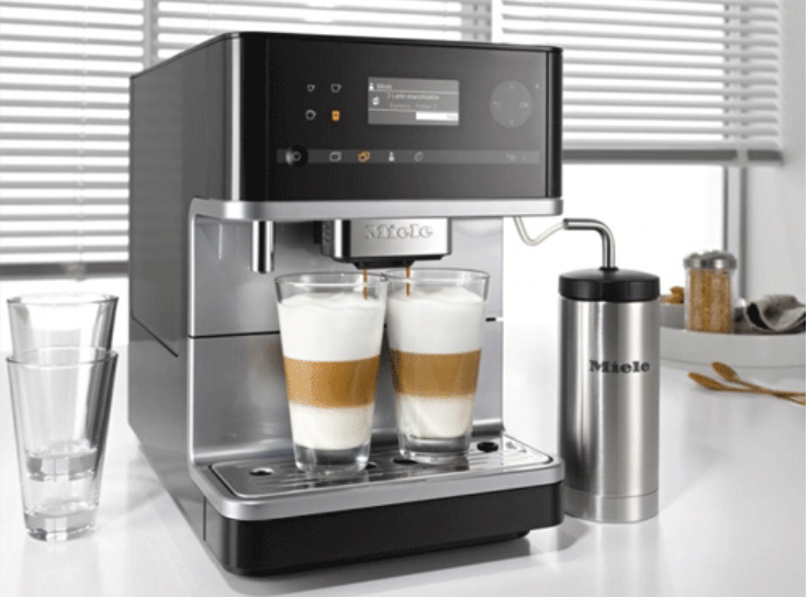 So You Re Interested In One Of Miele S Amazing Coffee Makers