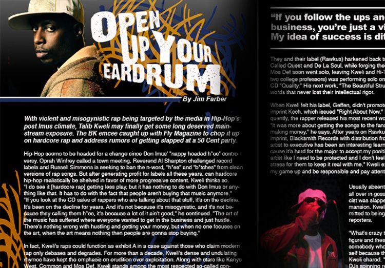 skiing Magazine layout   Fly Magazine - article layout and design ...