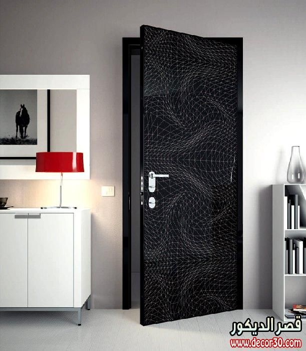 ابواب منازل خارجية وداخليه رائعه Exterior Doors For Houses Indoor And Wonderful Doors Interior Modern Door Design Interior Doors Interior