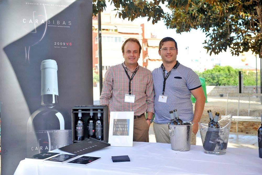 Bodegas Sierra de Cabreras #Winecanting2015