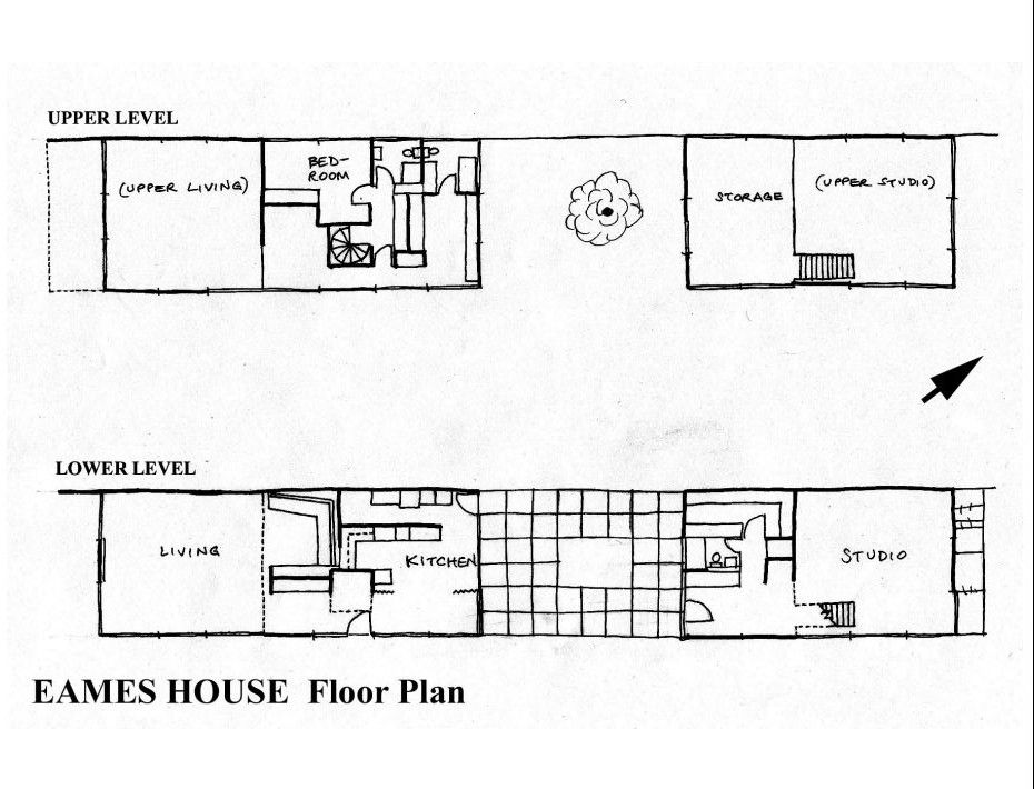 eames case study house 8 goes tiny case study and