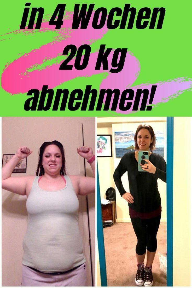 Wie man in einem Monat mit Herbalife 20 Kilo Gewicht verliert