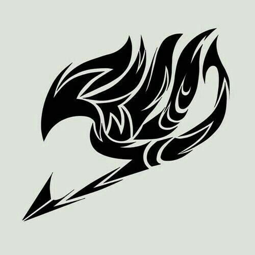 Fairy tail guild symbol crest emblem mark tattoo - Fairy tail emblem ...