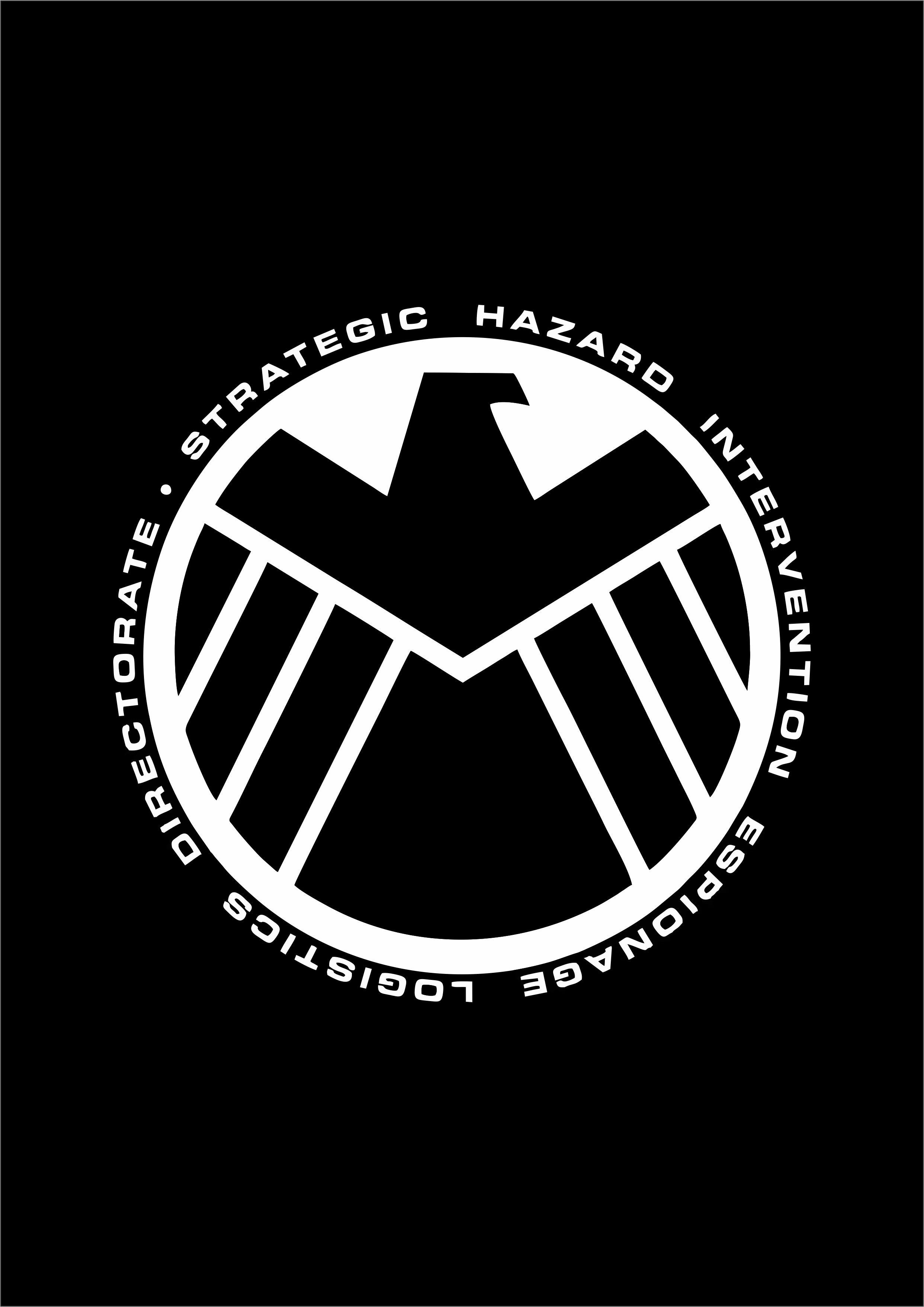 Camisa Exclusiva The Avengers Shield Inkdea Design
