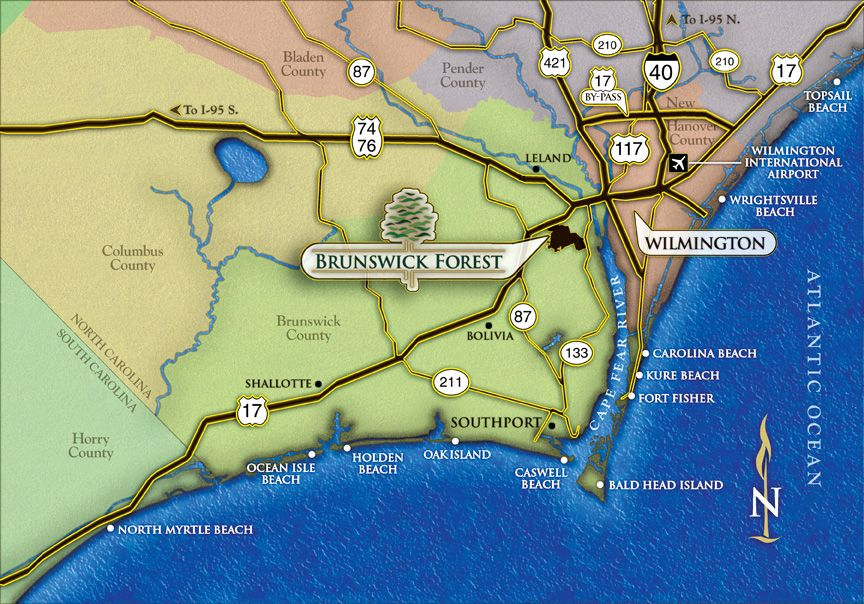 map of wilmington nc Google Search Wrightsville beach