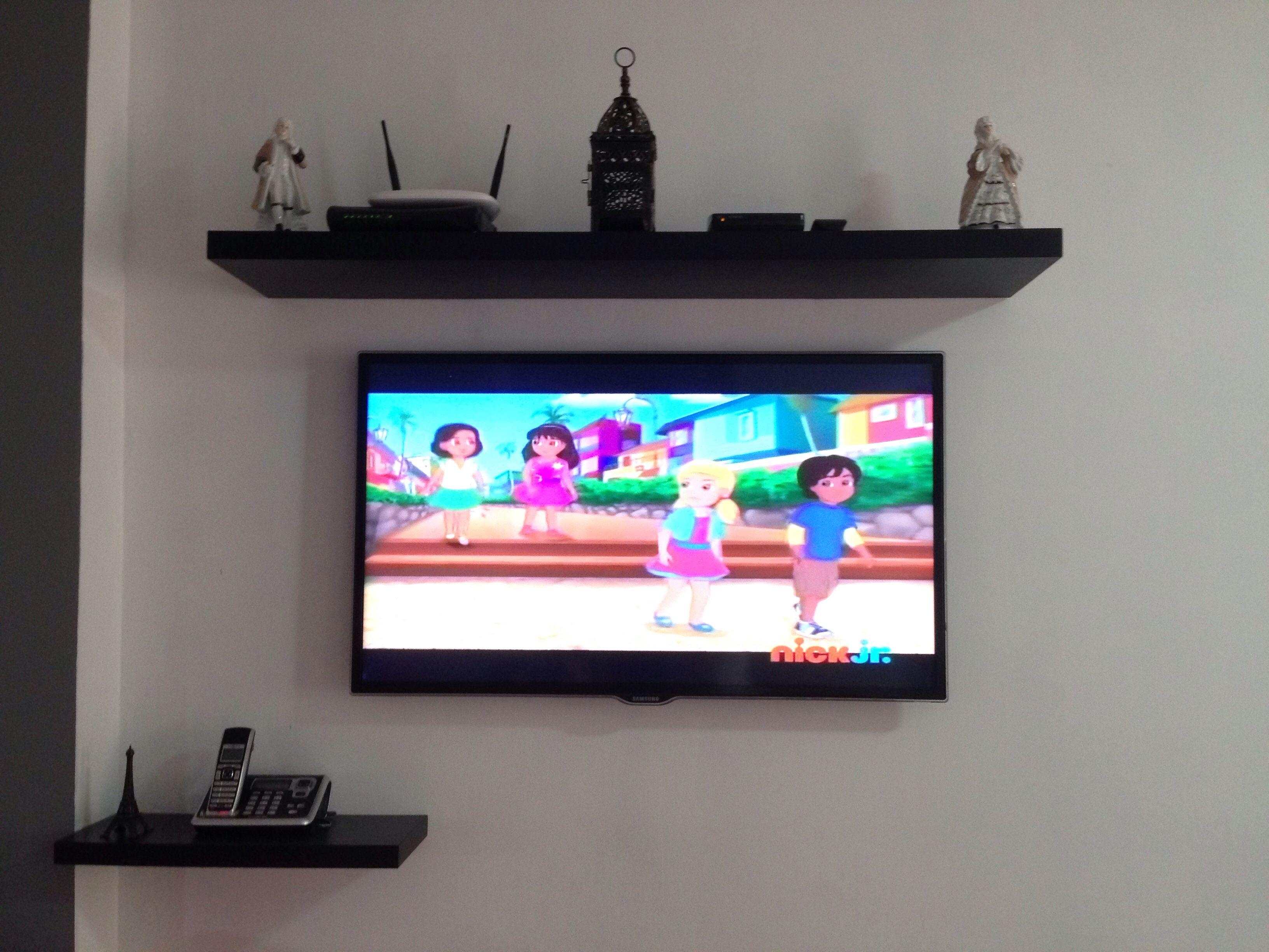 Sistema De Instalacion Cero Cables Win Repisas Flotantes Tv Repisa Flotante Decoracion De Unas Decoracion Hogar