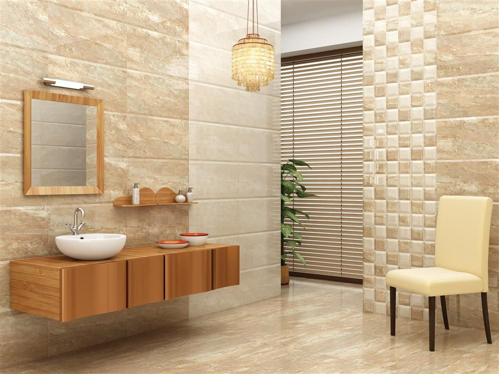 Onicata Caramel (Wall Tile), Size - 300x600 mm, For more details ...