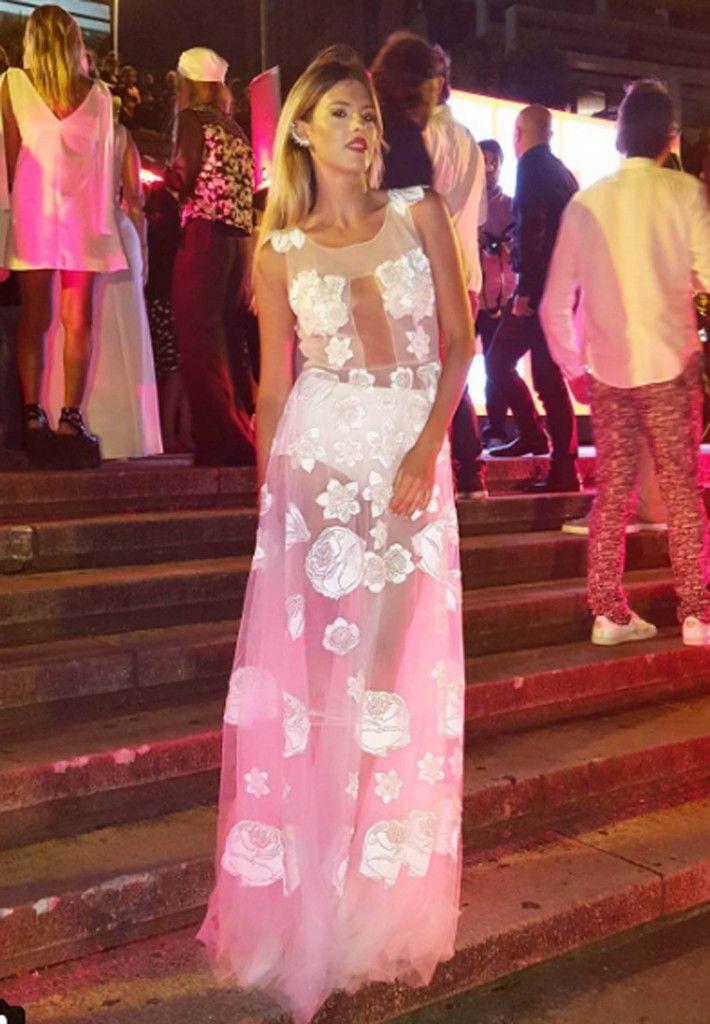 El vestido fetiche de las famosas: diseñado por la \
