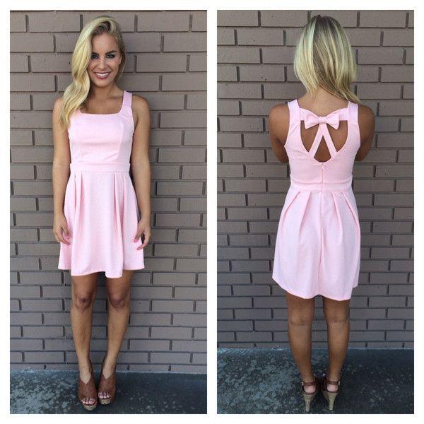 Blush Summer Dresses