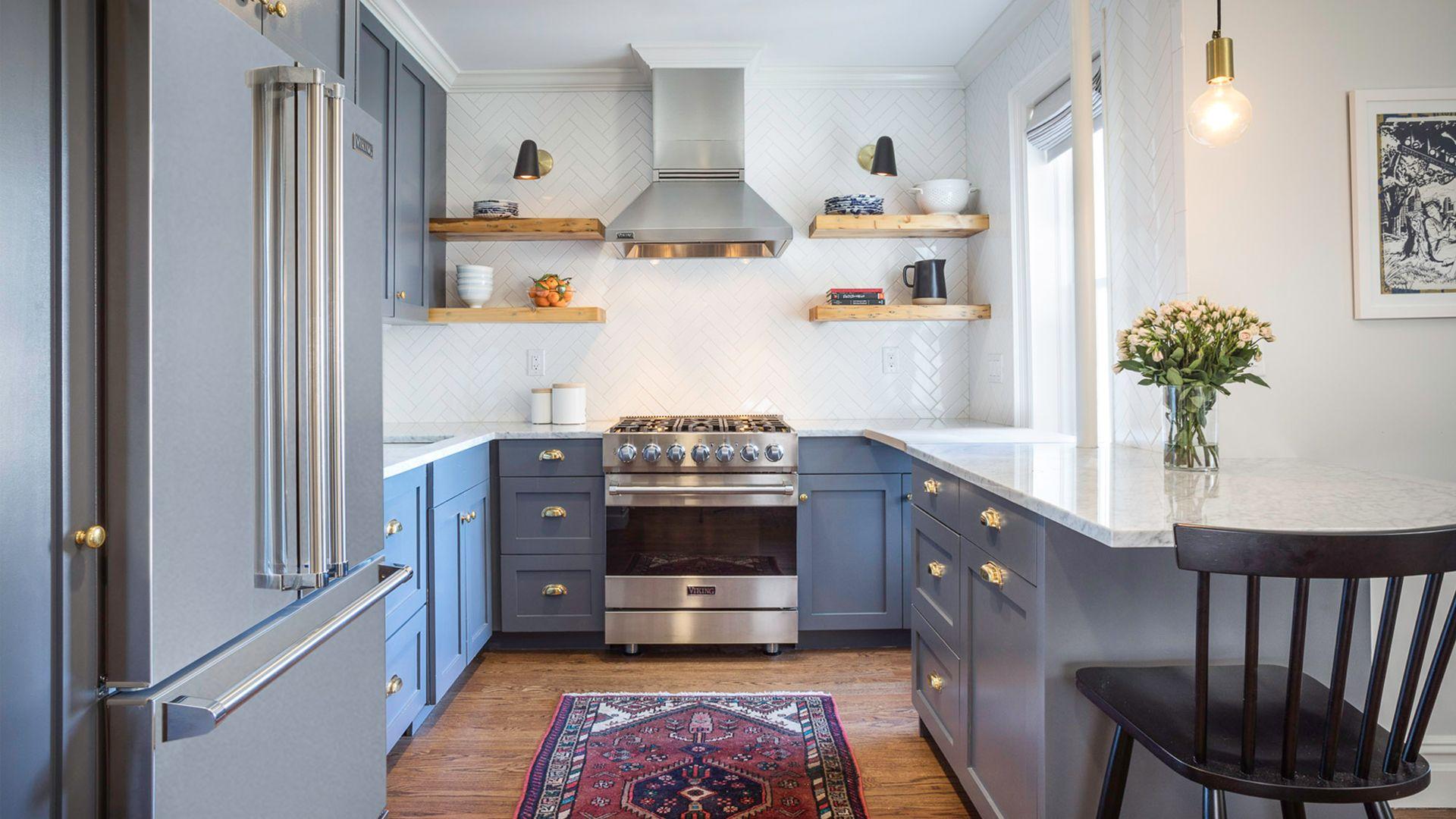 West Village Apartment Combination Ben Herzog Architect Pc West Village Apartment Design Your Kitchen Blue Tile Backsplash Kitchen