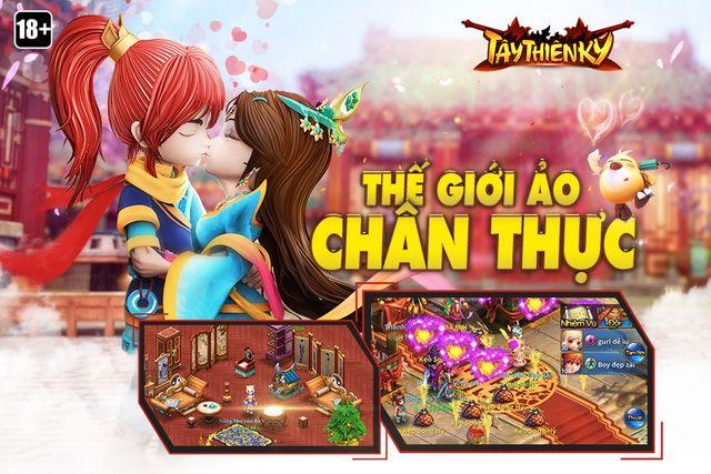 Bom Tấn Tay Thien Ky Sắp Ra Mắt Cac Game Thủ Game Mobiles Vải