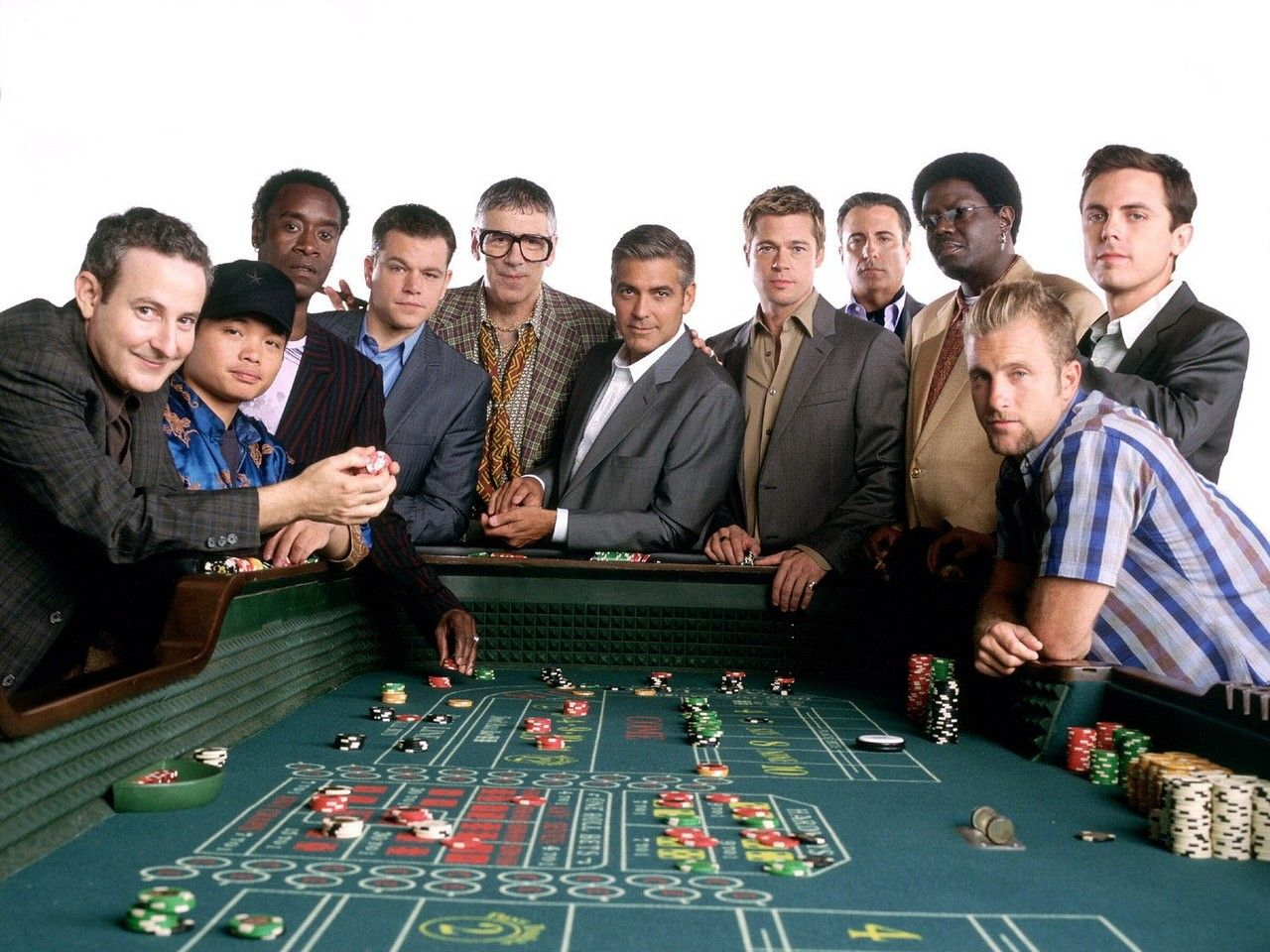 Ocean S Thirteen Cast Filmes Show