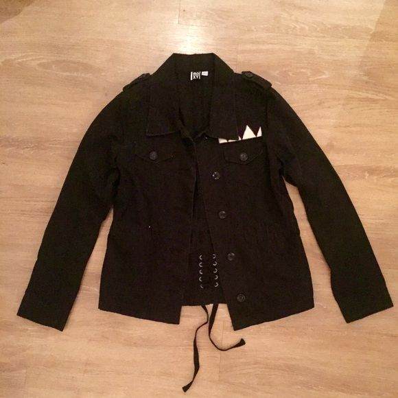 Roxy black jacket