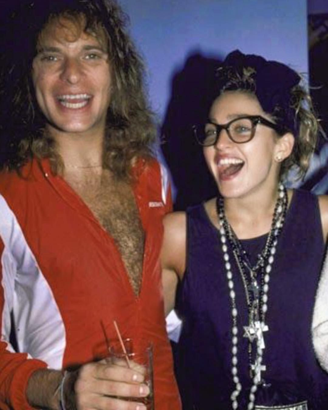 How Gorgeous Madonna Looked Before She Started Playing With Her Face Davidleeroth Sweet Catholic Girl Nice Jewis David Lee Roth Madonna Celebrities