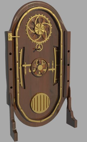 Antique Submarine Door by ~kitsune2736 on deviantART & Antique Submarine Door by ~kitsune2736 on deviantART | SPK Bathroom ...
