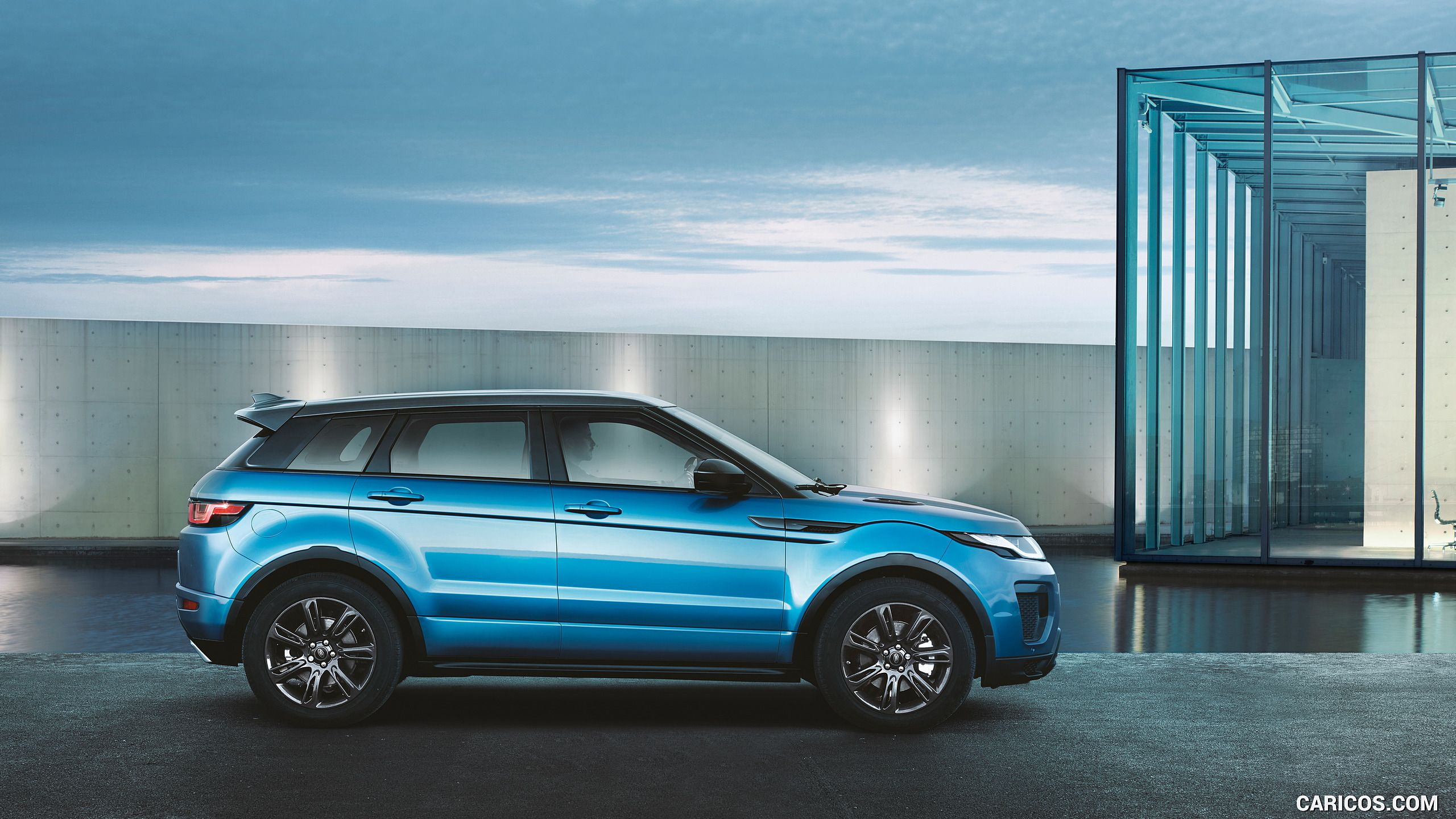 2018 range rover evoque landmark special edition wallpaper
