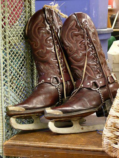 do Cowboys skate???
