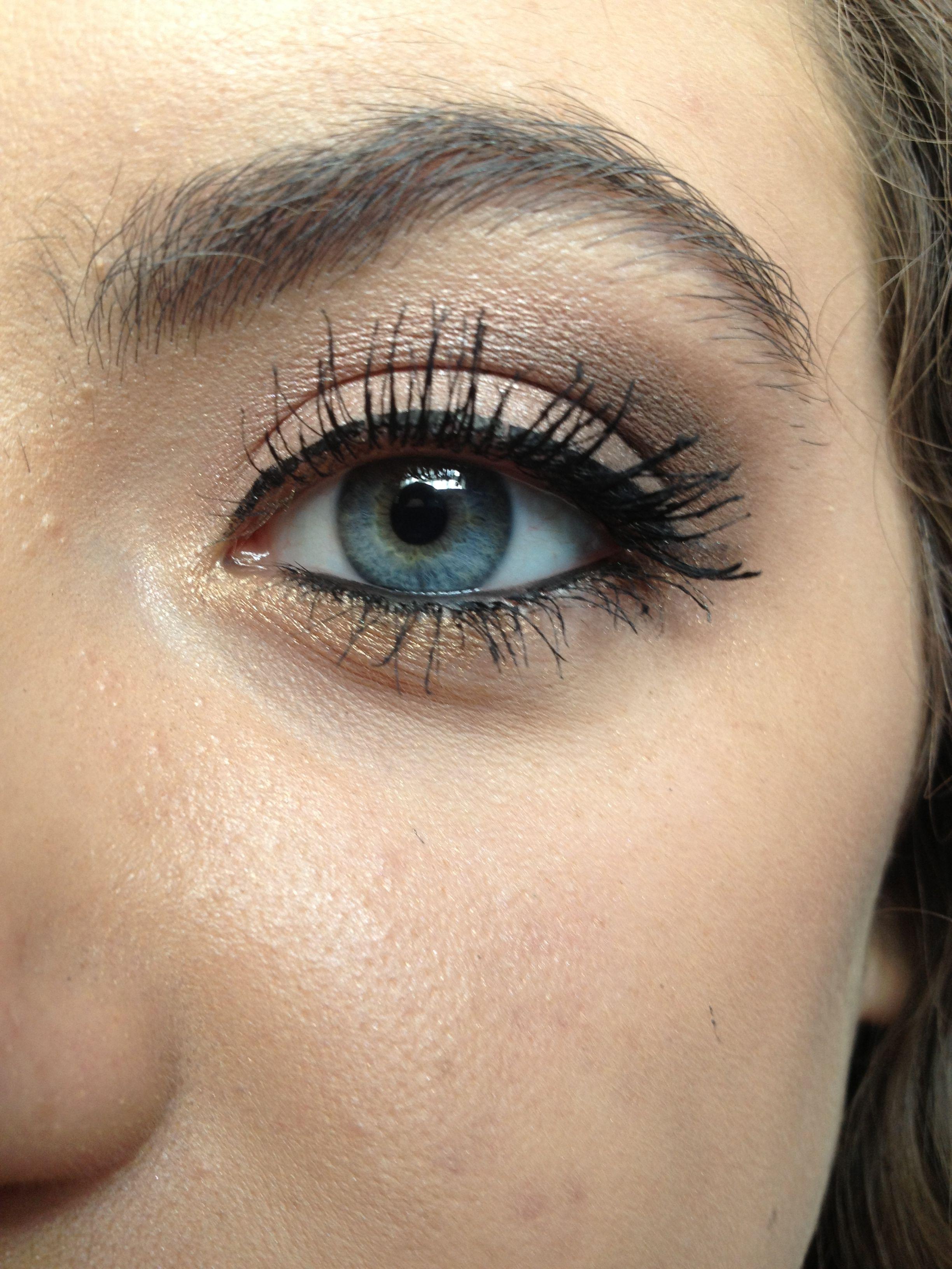 Makeup looking natural Makeup looks